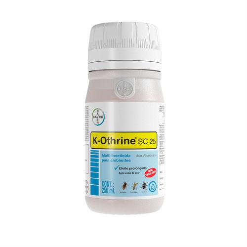 Inseticida K-Othrine SC 25 - 250ML